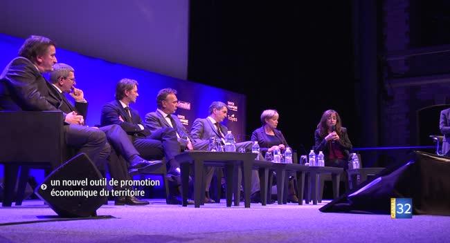 Canal 32 - Business Sud Champagne : un nouvel outil de développement économique
