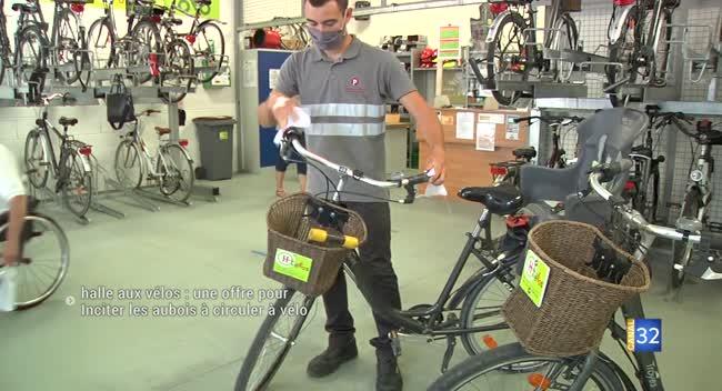 Canal 32 - Troyes : demi-tarif sur les locations à la halle aux vélos