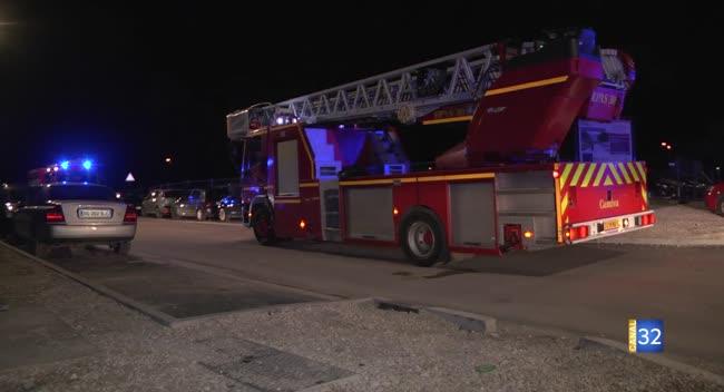 Canal 32 - Troyes : des incendies rue du Fort Chevreuse
