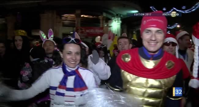 Canal 32 - Troyes : la corrida de Noël ce vendredi !