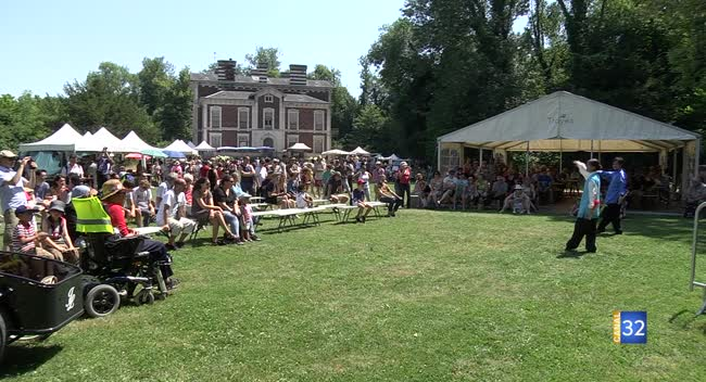 Canal 32 - Troyes : la fête du parc des moulins aura bien lieu