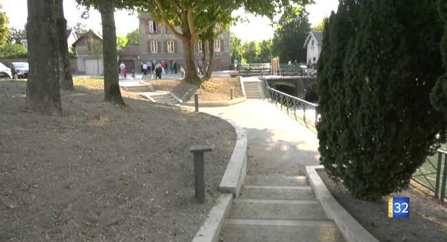 Canal 32 - Troyes : le quartier Moulin de la Tour inauguré
