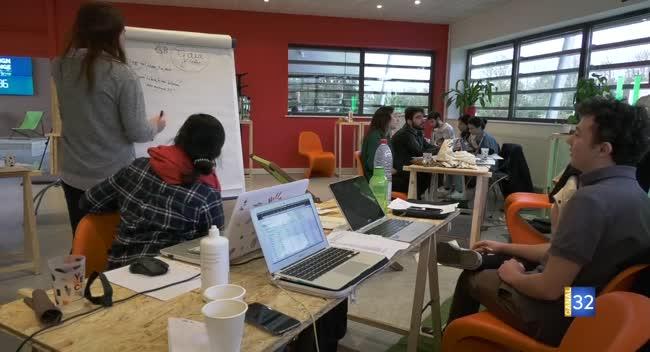 Canal 32 - Troyes : l'Ecodesign Challenge, un examen concret pour des étudiants de l'UTT