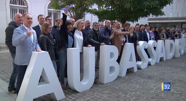Canal 32 - Troyes : les Aubassadeurs réunis pour promouvoir le territoire