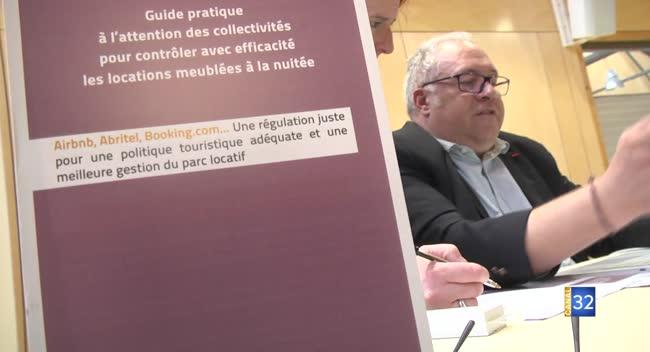 Canal 32 - Troyes : l'Union hôtelière incite Ville et loueurs Airbnb à appliquer la réglementation
