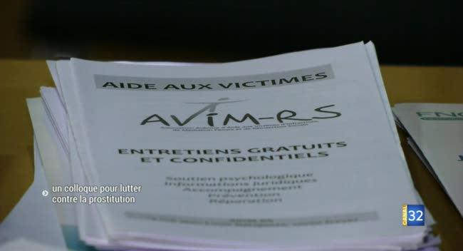 Canal 32 - Troyes : parler de la prostitution pour mieux lutter