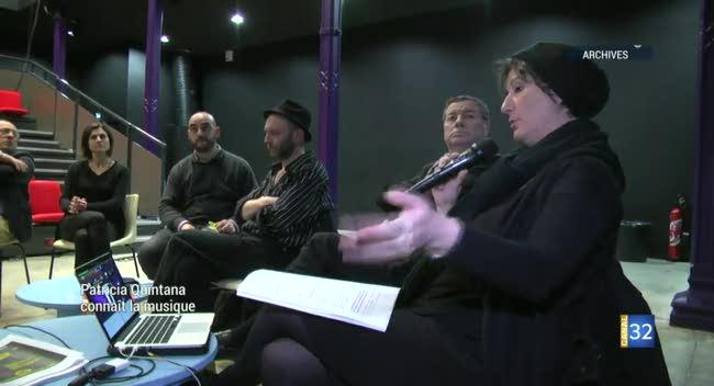 Canal 32 - Troyes : Patricia Quintana connaît la musique
