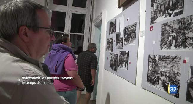 Canal 32 - Troyes : redécouvrir les musées le temps d'une nuit