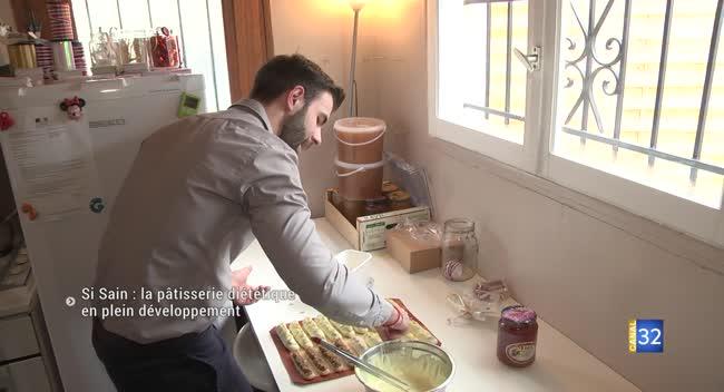 Canal 32 - Si Sain : une jeune entreprise qui grandit avec gourmandise