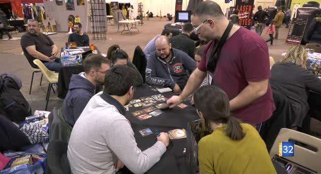Canal 32 - Troyes : succès confirmé pour le festival des jeux