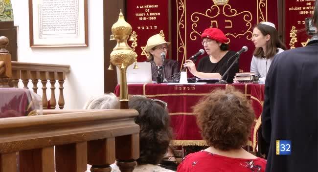 Canal 32 - Troyes : un 1er congrès mondial autour des femmes et du leadership dans le judaïsme