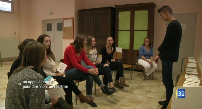 Canal 32 - Un appel à projets pour dire non au racisme et à l'antisémitisme