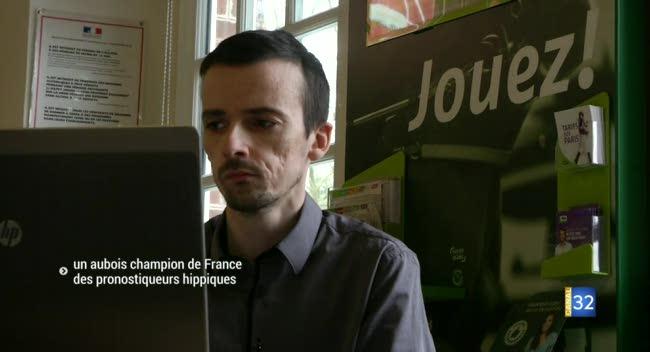 Canal 32 - Un Aubois champion de France des pronostiqueurs hippiques