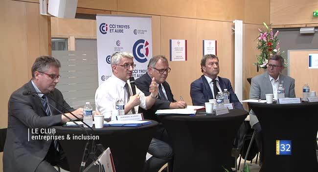 Canal 32 - Un club d'entreprises afin de faciliter le recrutement des demandeurs d'emplois