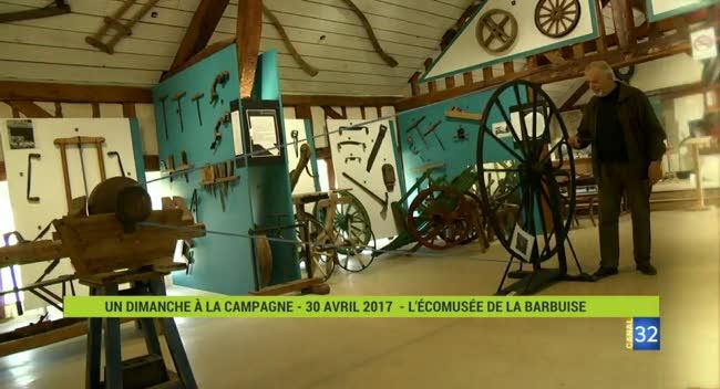 Canal 32 - Un écomusée pour redécouvrir la beauté du monde rural
