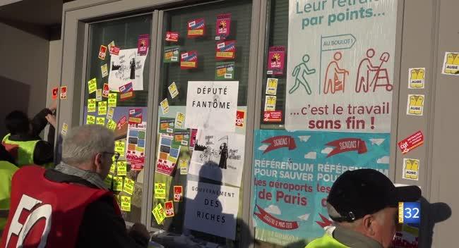 Canal 32 - Retraites : la manifestation départementale ce jeudi à Bar-sur-Aube