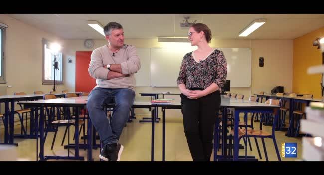 Canal 32 - Jean-Philippe Blondel dans Un Jour dans l'Aube