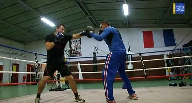 Canal 32 - Un nouveau club de boxe à Troyes