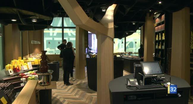 Canal 32 - Un nouveau concept pour la Maison Caffet à Troyes