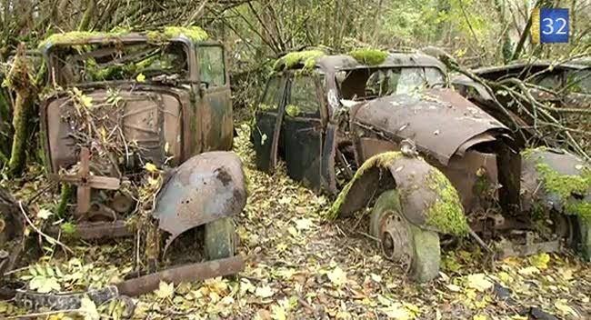 Canal 32 - Un patrimoine automobile disparaît