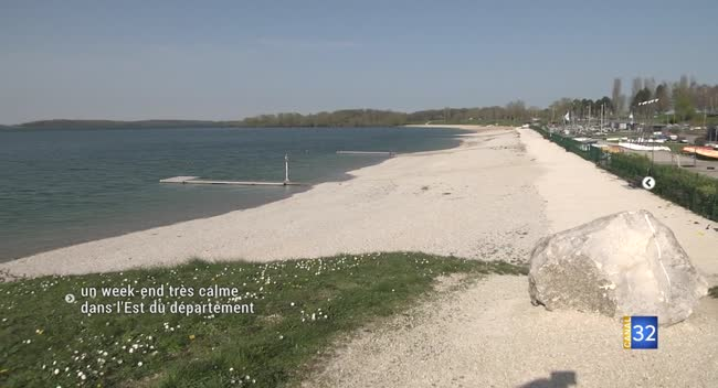 Canal 32 - Un week-end très calme dans l'Est du département