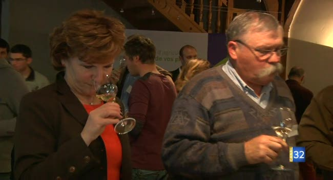 Canal 32 - Une dégustation de vins clairs de 2015 très prometteuse