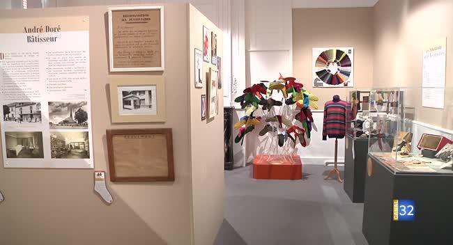 Canal 32 - Une exposition pour célébrer les 200 ans de Doré Doré