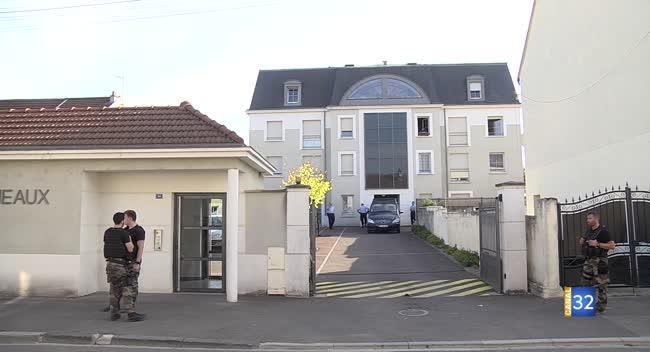 Canal 32 - Une femme de 34 ans et un bébé retrouvés morts dans un appartement romillon