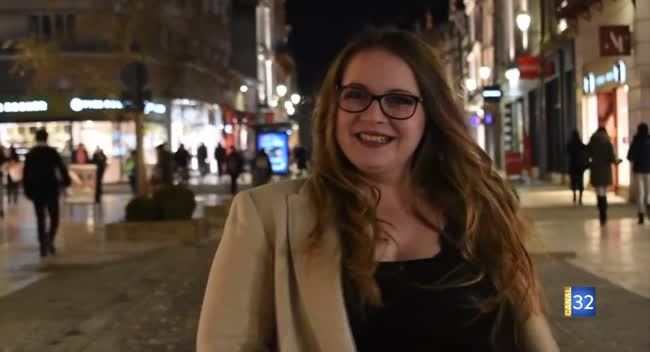 Canal 32 - Une Troyenne d'adoption en lice pour l'élection Miss Curvy France