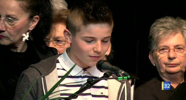 Canal 32 - Troyes : une veillée en mémoire des victimes de la déportation