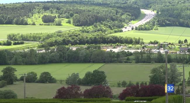 Canal 32 - Vallée de Clairvaux : un collectif contre le projet de centrale à bitume à chaud