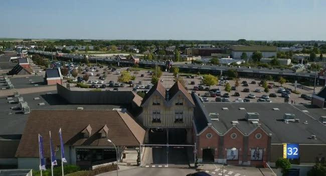 Canal 32 - Pont-Sainte-Marie : vers une ouverture des centres de marques les dimanches