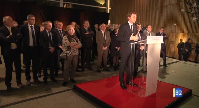 Canal 32 - Voeux 2019 : Troyes Champagne Métropole définit son avenir