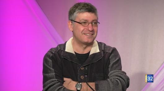 Canal 32 - Envie de sortir : Jean-Philippe Blondel présente son dernier roman
