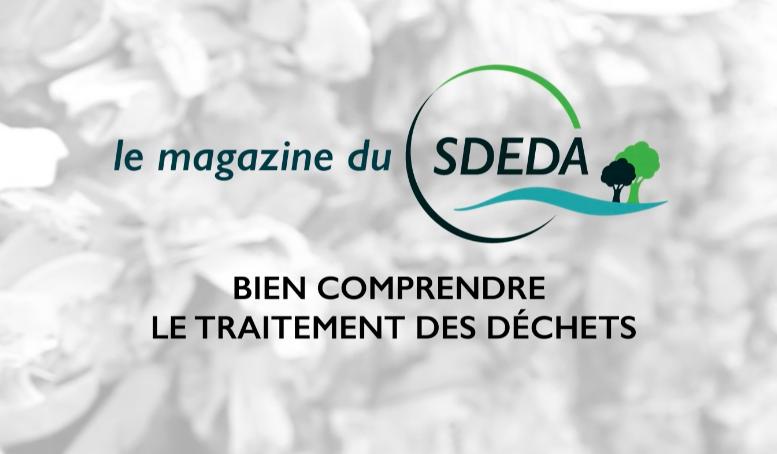 Image de l'emission Le magazine du SDEDA