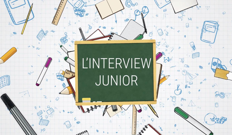 Image de l'emission L'interview Junior