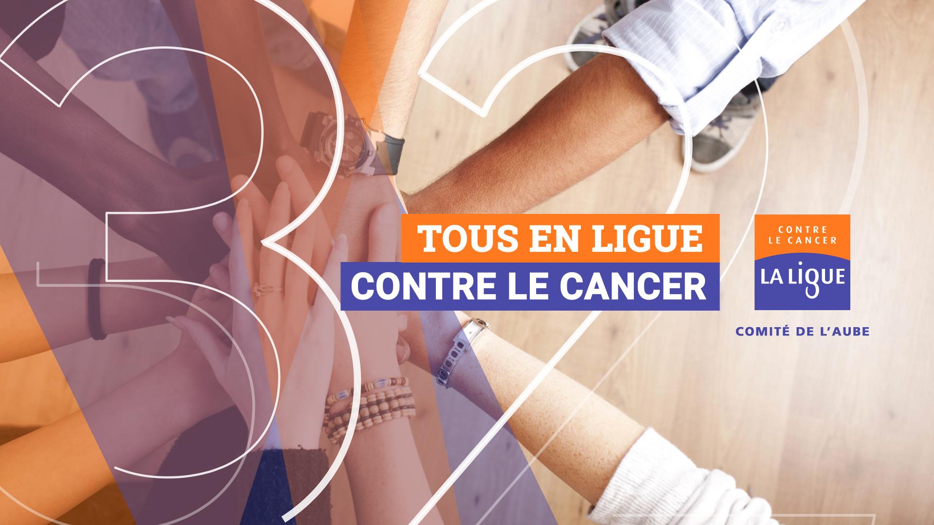 Image de l'emission Tous en ligue contre le cancer