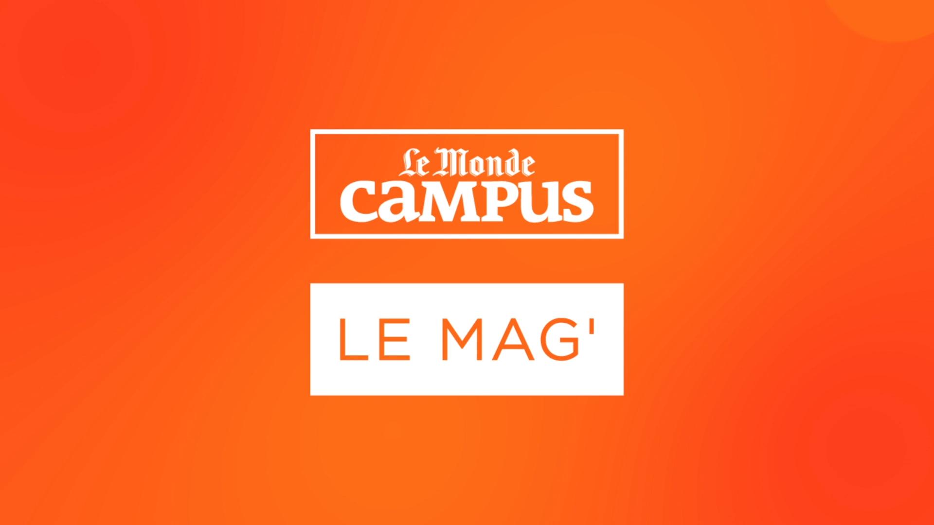 Image de l'emission Le Monde Campus