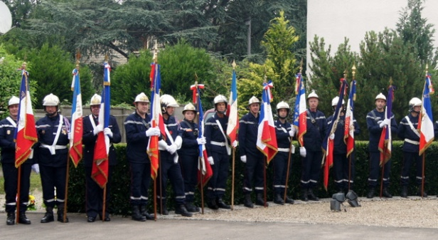 Emission Les pompiers en congrès dimanche à Brienne