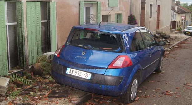 Emission Bossancourt : la commune dévastée par les intempéries