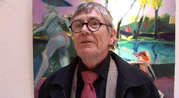 Emission Le peintre Alain Richard est décédé ce vendredi à l'âge de 83 ans