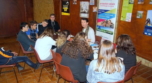 Image Brienne-Le-Château : un forum autour de la santé pour les collégiens 4