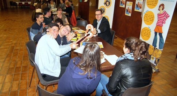Image Brienne-Le-Château : un forum autour de la santé pour les collégiens 7