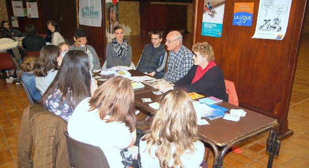 Image Brienne-Le-Château : un forum autour de la santé pour les collégiens 8
