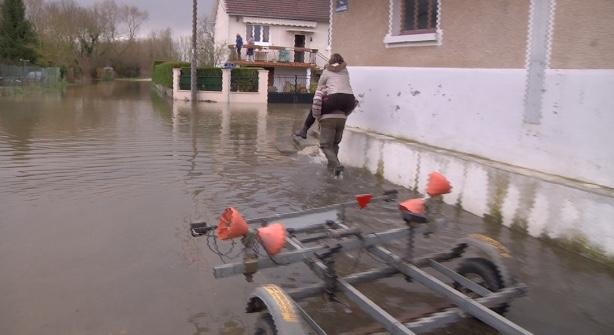 Emission Inondations : le département partagé entre stabilisation et décrue.