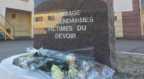 Emission Rosières-près-Troyes : les Aubois rendent hommage à Arnaud Beltrame