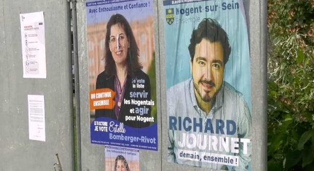 Emission Nogent-sur-Seine : la liste Estelle Bomberger-Rivot remporte les élections municipales
