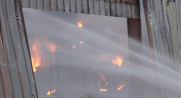 Emission Petit-Mesnil : un appel aux dons après l'incendie d'un bâtiment agricole.