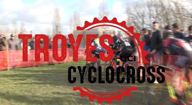 Emission LA COURSE TROYES CYCLOCROSS UCI SUR CANAL 32 !